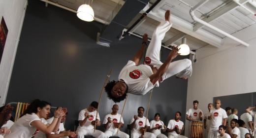 Intermediate & Advanced Class @ Capoeira Camará Toronto | Toronto | Ontario | Canada